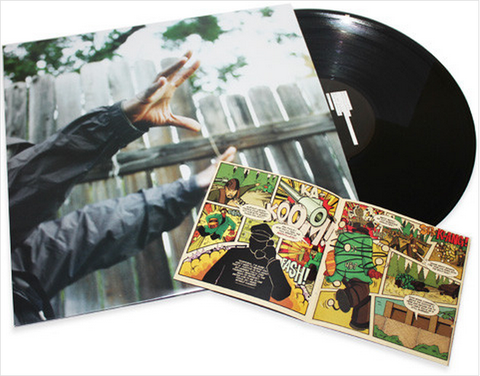 "Madvillain [MF DOOM & Madlib] ""Madvillainy: Remixes"" 2X Vinyl LP"