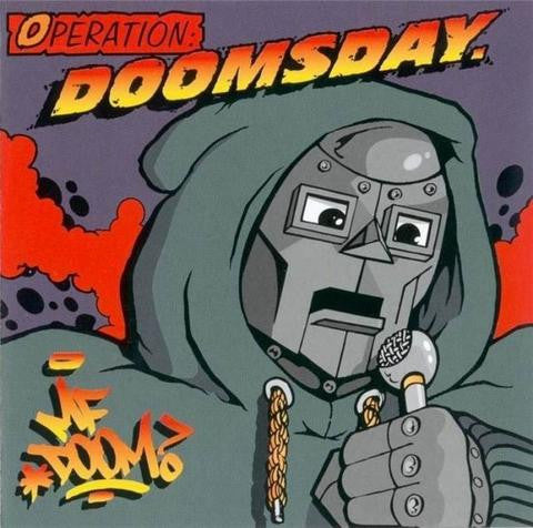 "MF Doom ""Operation: Doomsday"" (CD)"