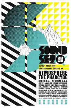 "Soundset ""2009 Promo"" Poster"