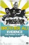 "Brother Ali ""Us""/Fresh Air Tour Poster"