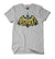 "Aesop Rock ""Bat"" Shirt Grey"
