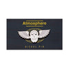 "Atmosphere ""Pilot"" Nickel Pin"