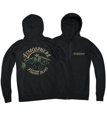 "Atmosphere ""Fishing Blues"" Zip-Hoody"