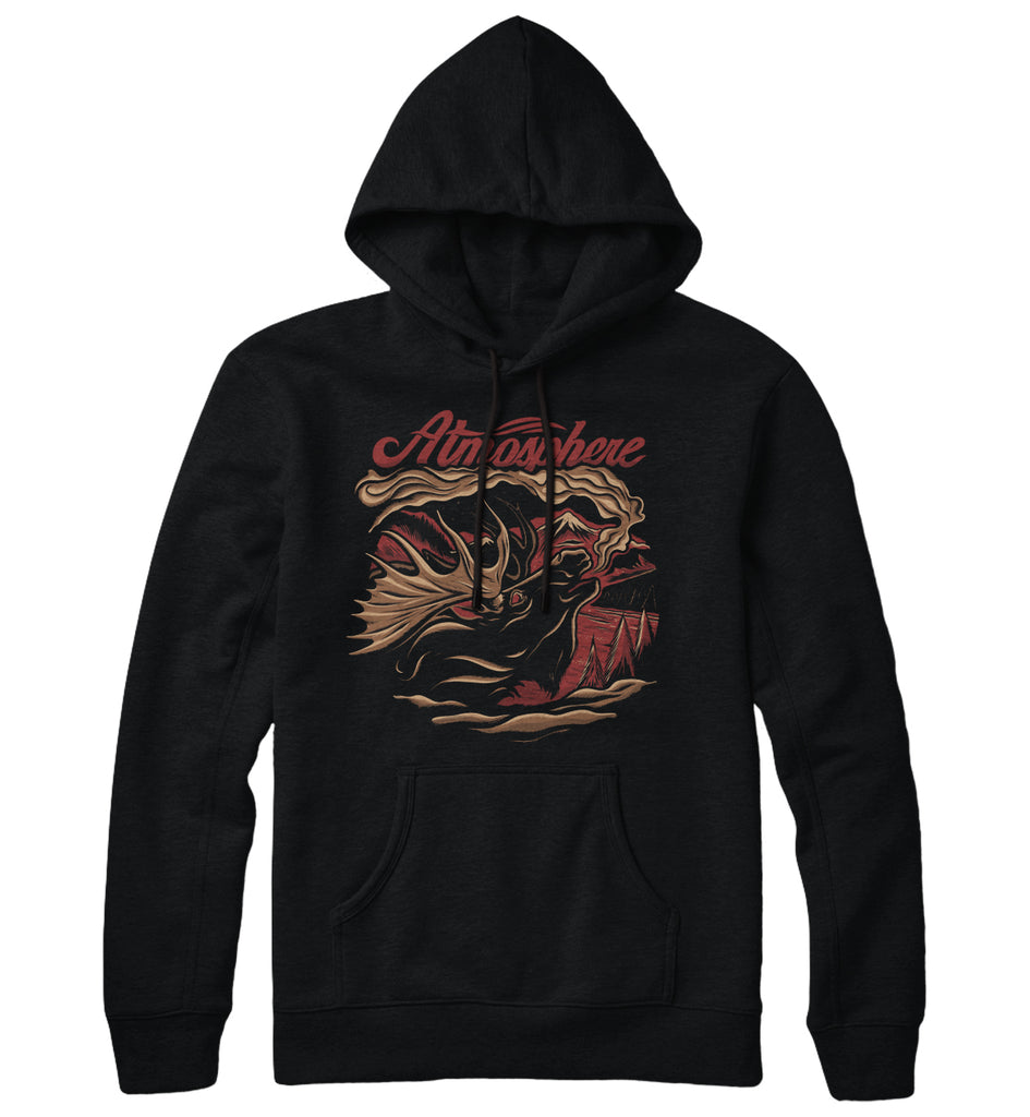 Atmosphere Moose Hoodie Fifth Element