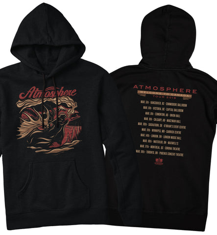 "Atmosphere ""Welcome To Canada Tour"" Hoodie"