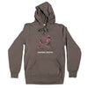 "Aesop Rock ""Skelethon"" Hooded Sweatshirt"
