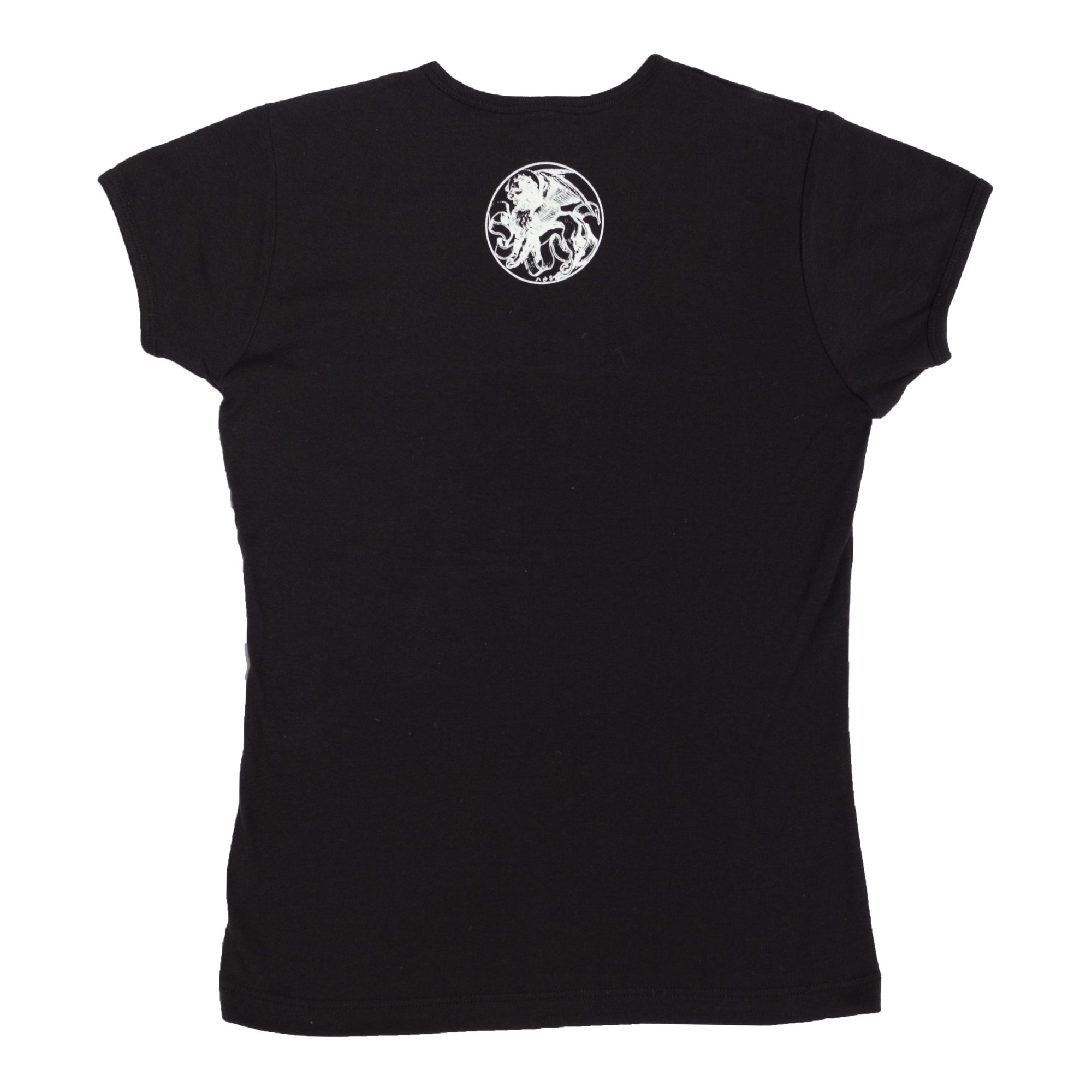 "Aesop Rock ""Letter A"" Girl Cut T-Shirt"