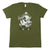 "Aesop Rock ""Mammoth"" Army T-Shirt"