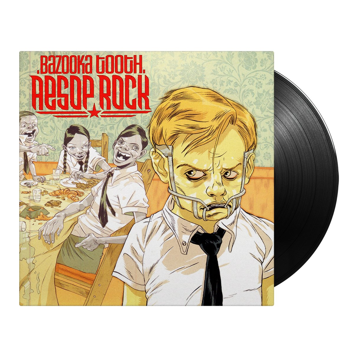 "Aesop Rock ""Bazooka Tooth"""