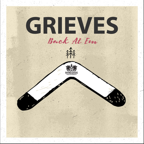 Grieves - Back At Em - MP3