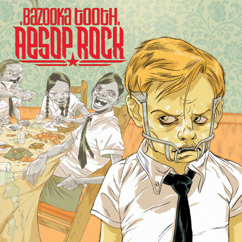 "Aesop Rock ""Bazooka Tooth"" CD"