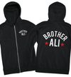 "Brother Ali ""The Footsteps"" Zip Hood"