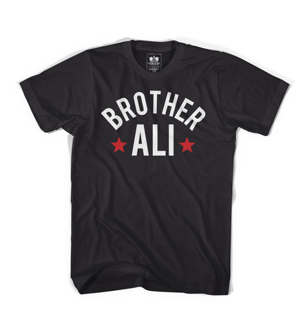 "Brother Ali ""The Footsteps"" Shirt"