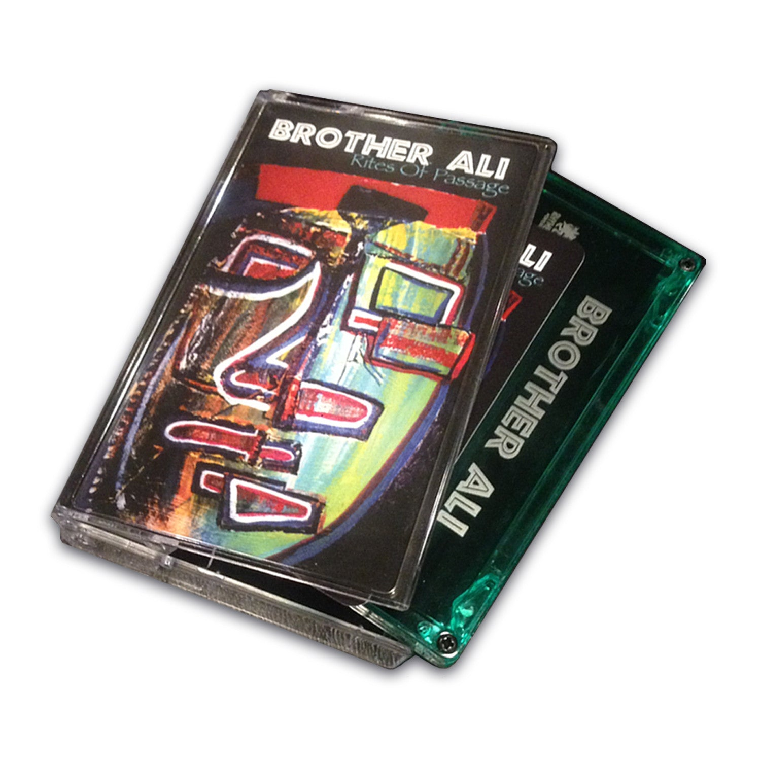 "Brother Ali ""Rites of Passage"" Cassette"