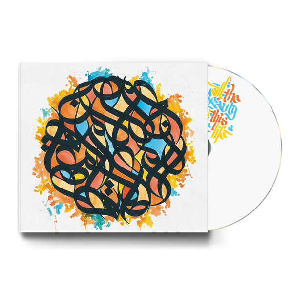 "Brother Ali ""All The Beauty In This Whole Life"" CD [Pre-Order]"