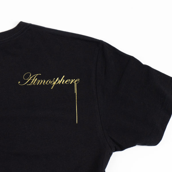 "Atmosphere ""Gold"" Black Shirt"
