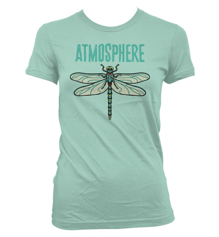 "Atmosphere ""Dragonfly"" Womens Shirt"