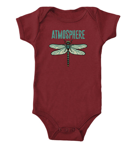 "Atmosphere ""Dragonfly"" Cranberry Youth"