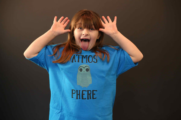 "Atmosphere ""Owl"" Blue Youth Clothing"