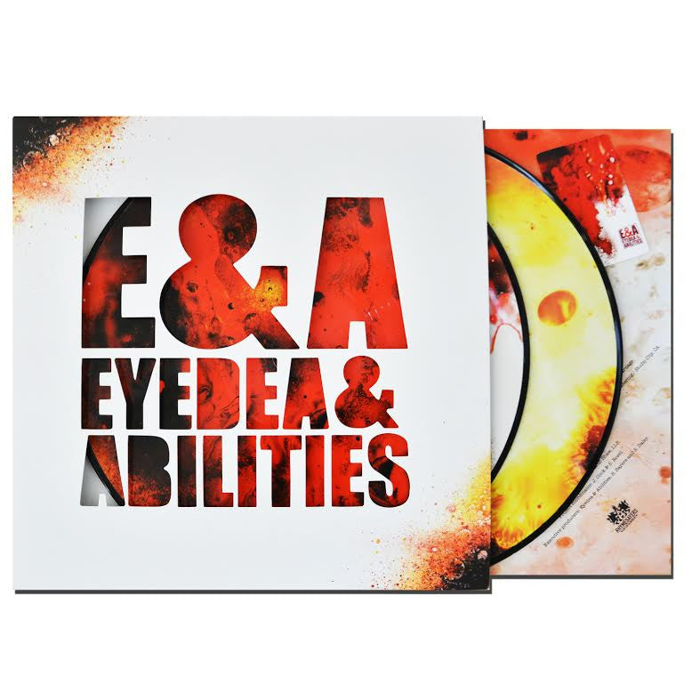 "Eyedea & Abilities ""E&A"" Double Picture Disc Vinyl"