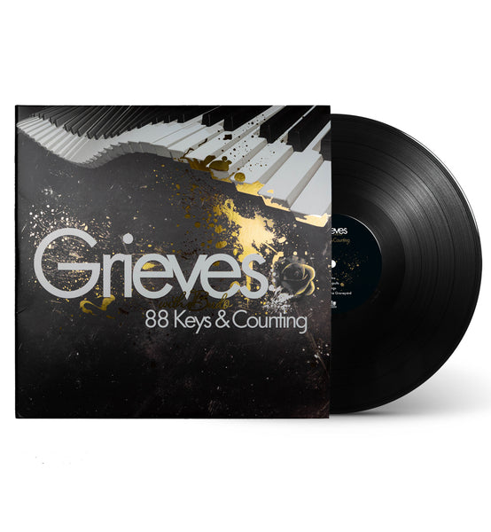"Grieves ""88 Keys & Counting (10 Year Anniversary)"" Vinyl"