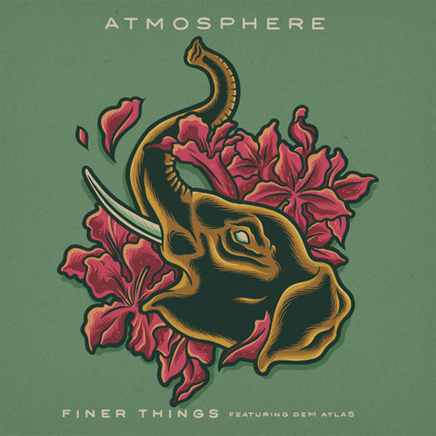 "Atmosphere ""Finer Things feat. deM atlaS"" MP3"
