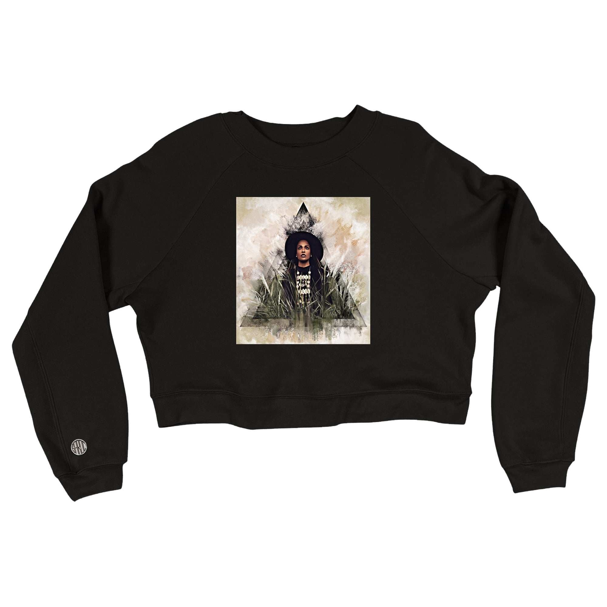 "Sa-Roc ""The Sharecropper's Daughter"" Women's Pullover Fleece [Pre-order]"