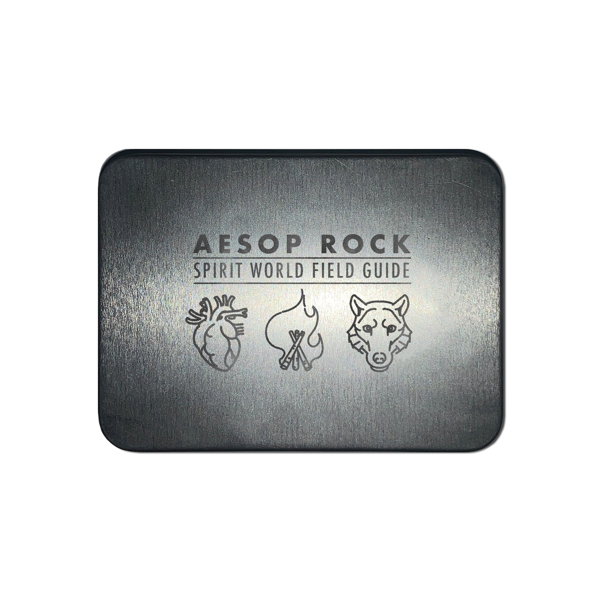 "Aesop Rock ""SWFG"" Flint Kit"