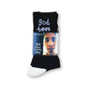 "Atmosphere ""GodLovesUgly"" Socks"