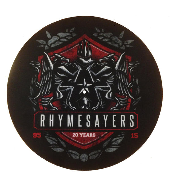 "Rhymesayers ""Gryphons 20"" Turntable Slipmat"