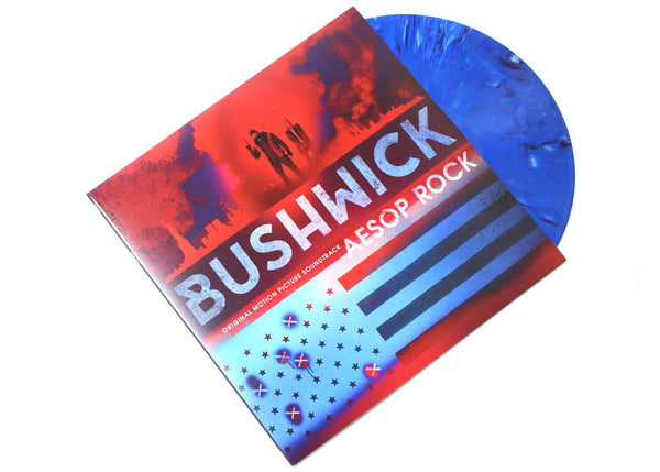 "Aesop Rock ""Bushwick"" (Original Motion Picture Soundtrack)"