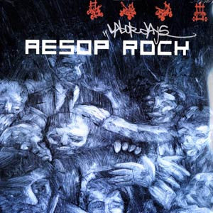 "Aesop Rock ""Labor Days"" CD"