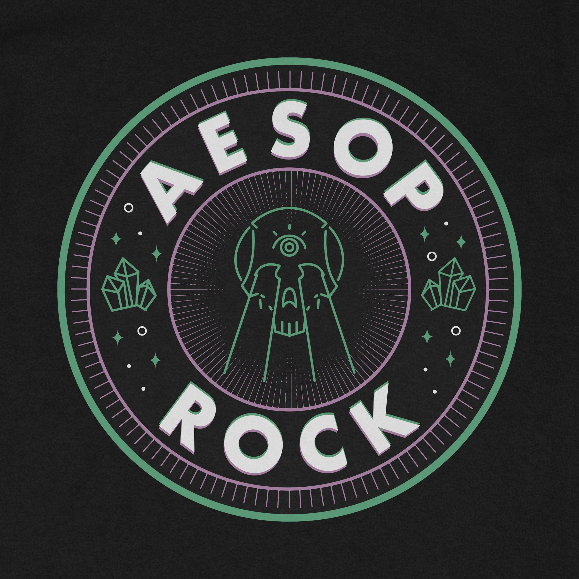"Aesop Rock ""SWFG"" Long Sleeve"