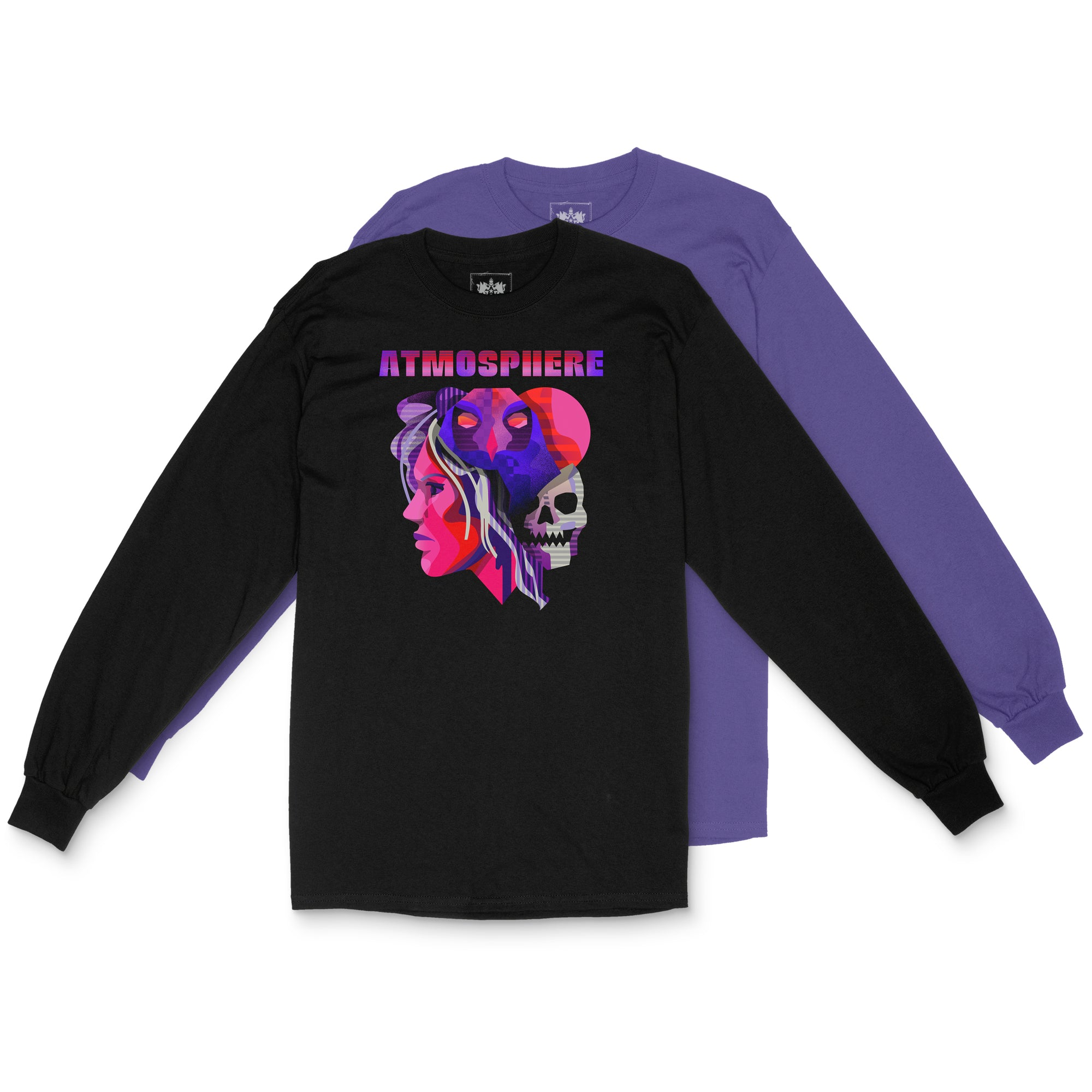 "Atmosphere ""TDBH"" Long Sleeve Shirt"
