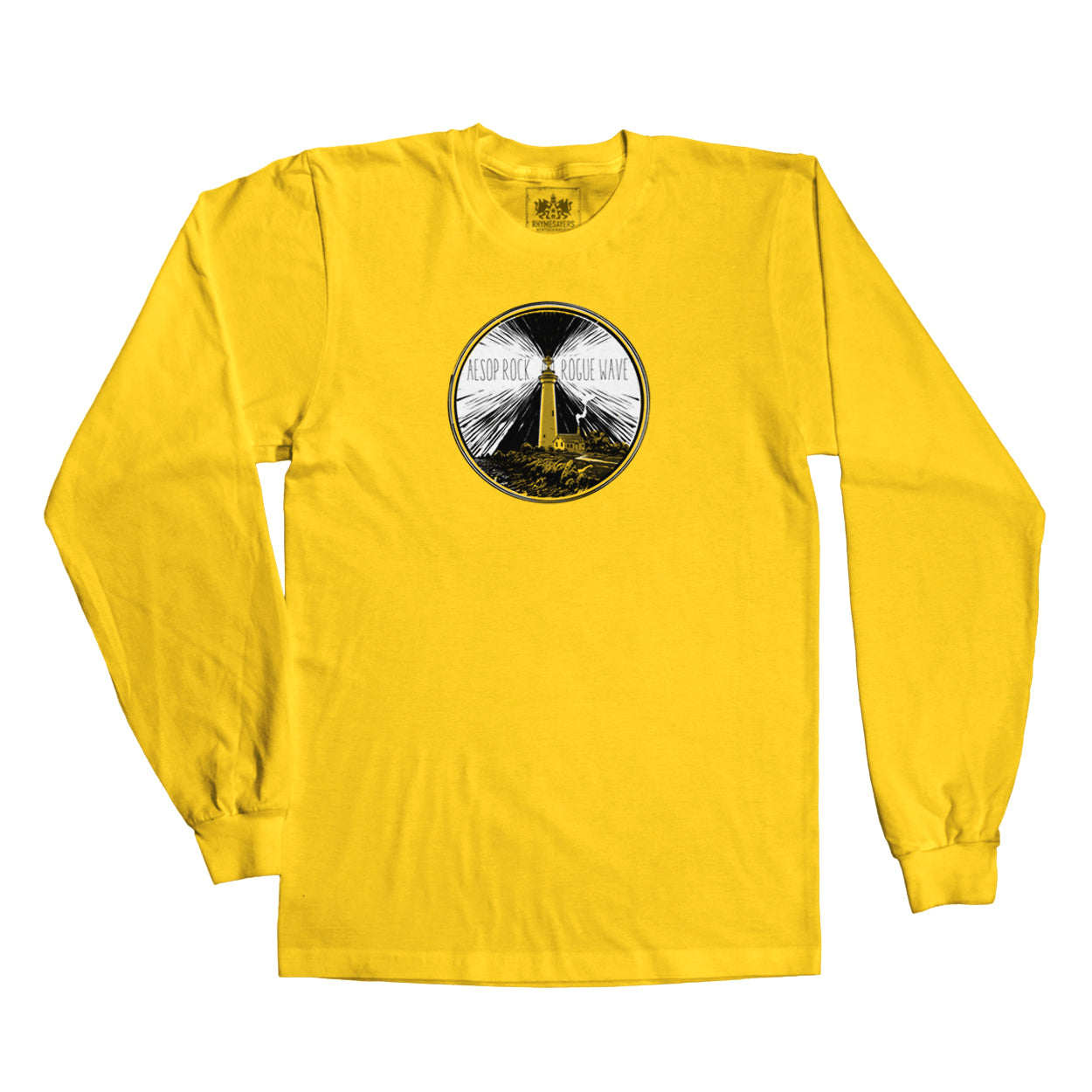 "Aesop Rock ""Rogue Wave"" Long Sleeve Shirt"