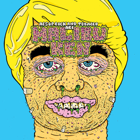 Aesop Rock & TOBACCO are Malibu Ken