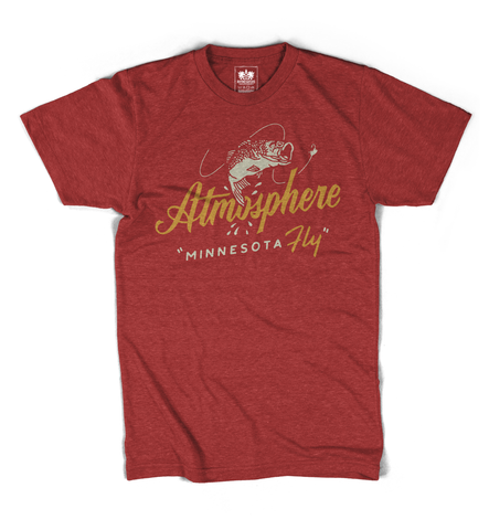 "Atmosphere ""Minnesota Fly"" Shirt"
