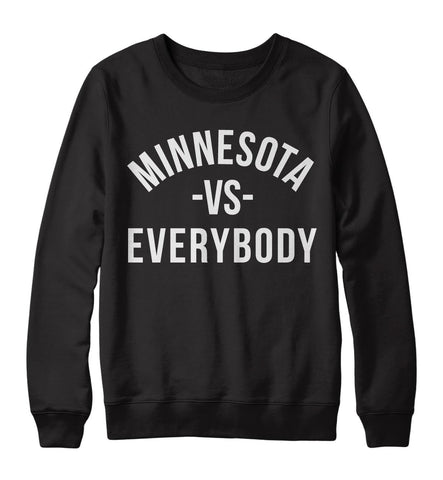 "Fifth Element ""MN vs. Everybody"" Crewneck"