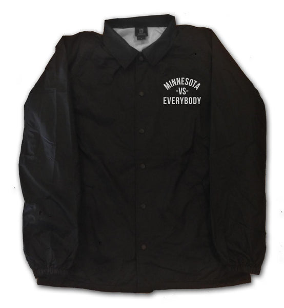 "Fifth Element ""MN vs. Everybody"" Windbreaker"