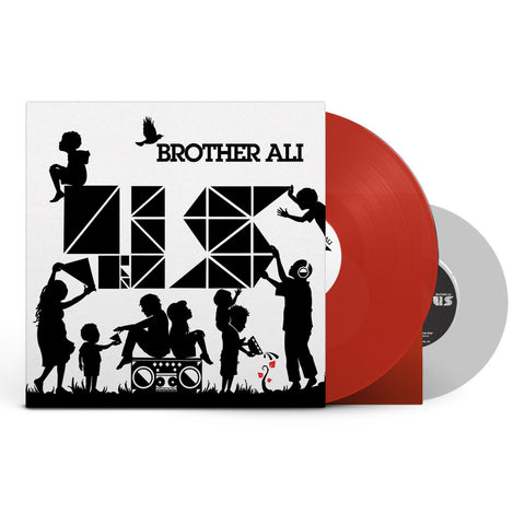 "Brother Ali ""Us (10 Year Anniversary)"" Vinyl [Pre-order]"