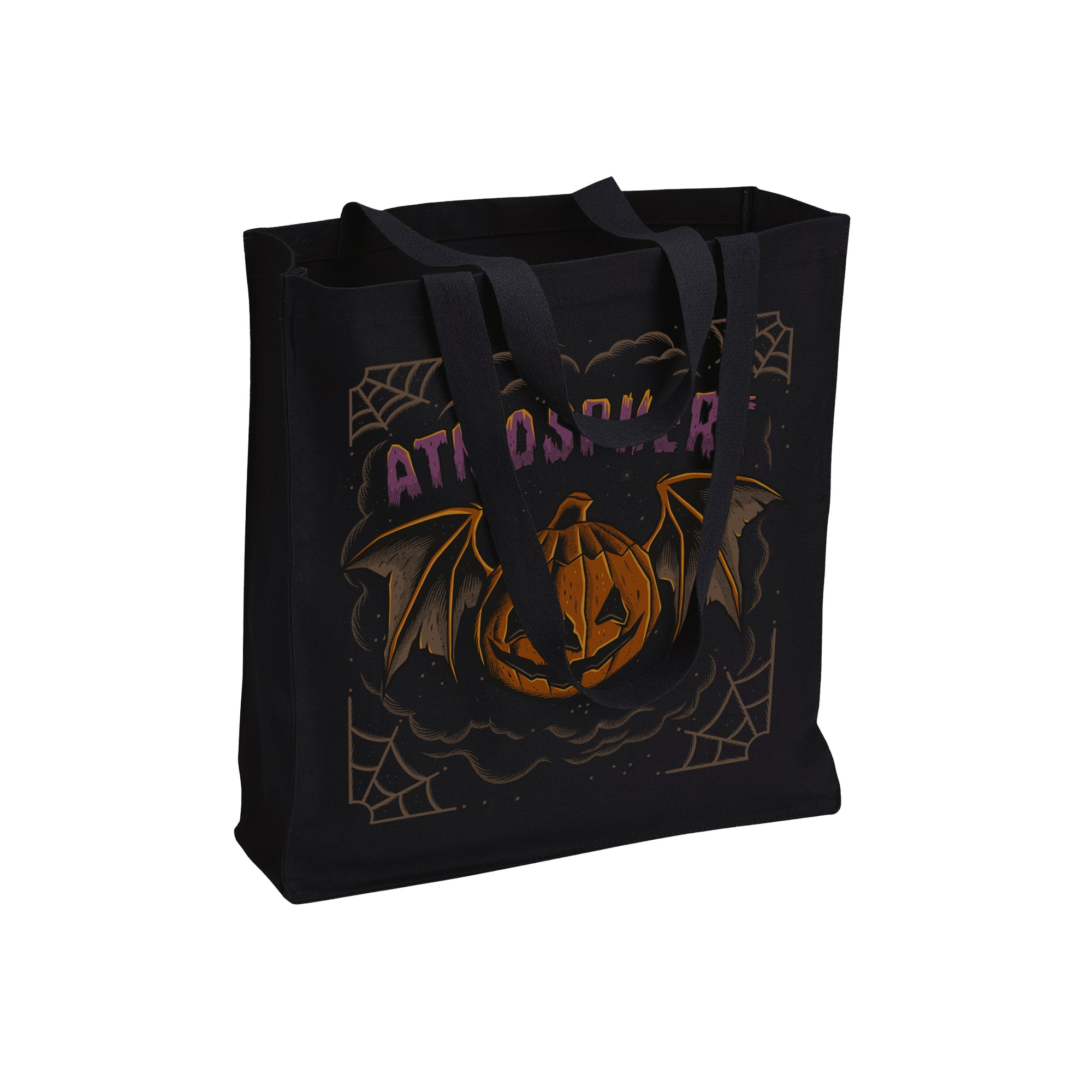 "Atmosphere ""Pumpkin"" Canvas Bag [Pre-order]"