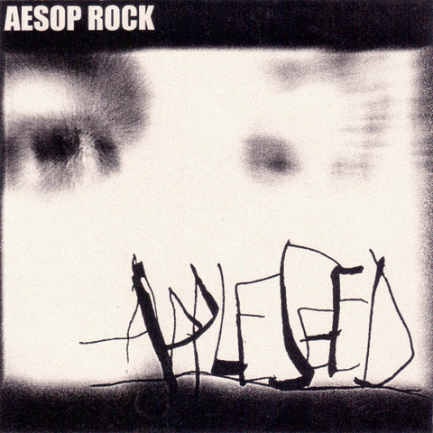 "Aesop Rock ""Appleseed"" CD"