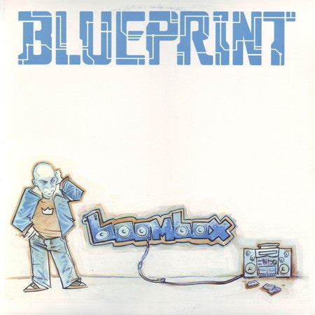 Blueprint - Boombox/Lo-Fi Funk Maxi-Single