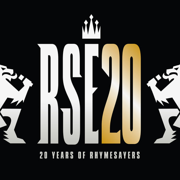 "Rhymesayers ""RSE20: 20 Years of Rhymesayers Entertainment"" MP3 Compilation"