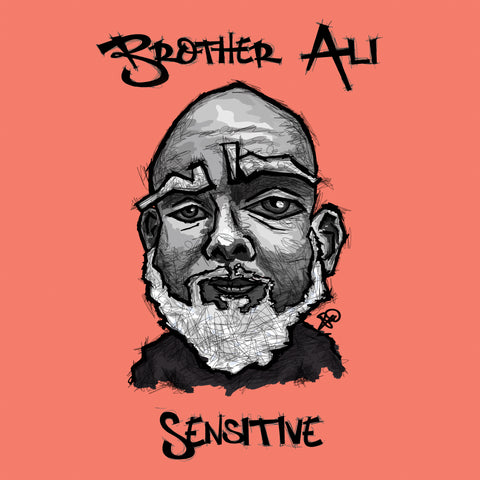 "Brother Ali ""Sensitive"" MP3"