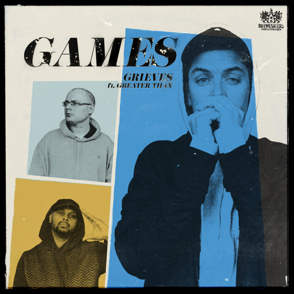 "Grieves ""Games (feat. Greater Than)"" MP3"