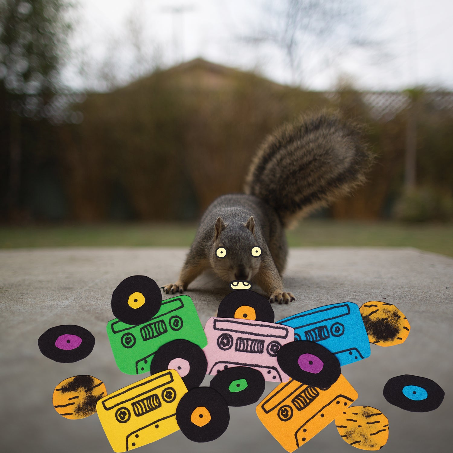 "Evidence ""Squirrel Tape Instrumentals Vol. 1"""