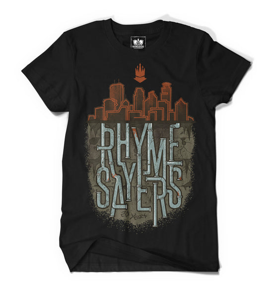 "Rhymesayers ""Pipeline"" T Shirt"