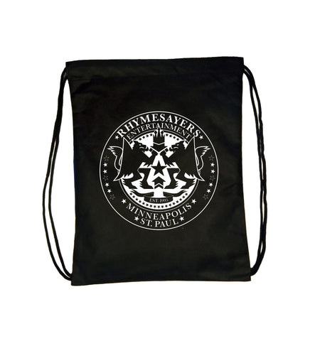 "RSE ""Seal"" Drawstring Cinch Bag"