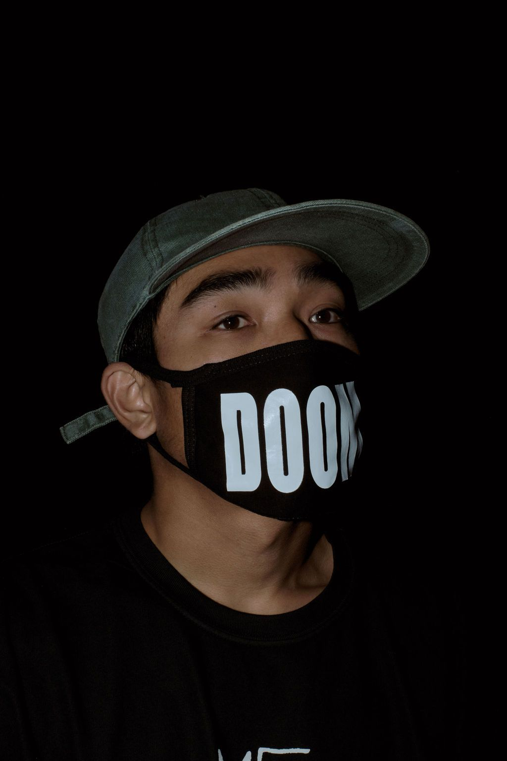 "MF DOOM ""Face Mask"""